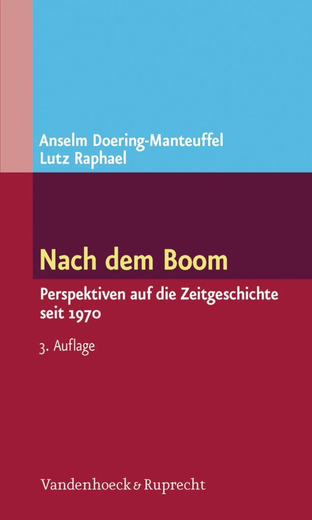 Nach dem Boom als eBook pdf