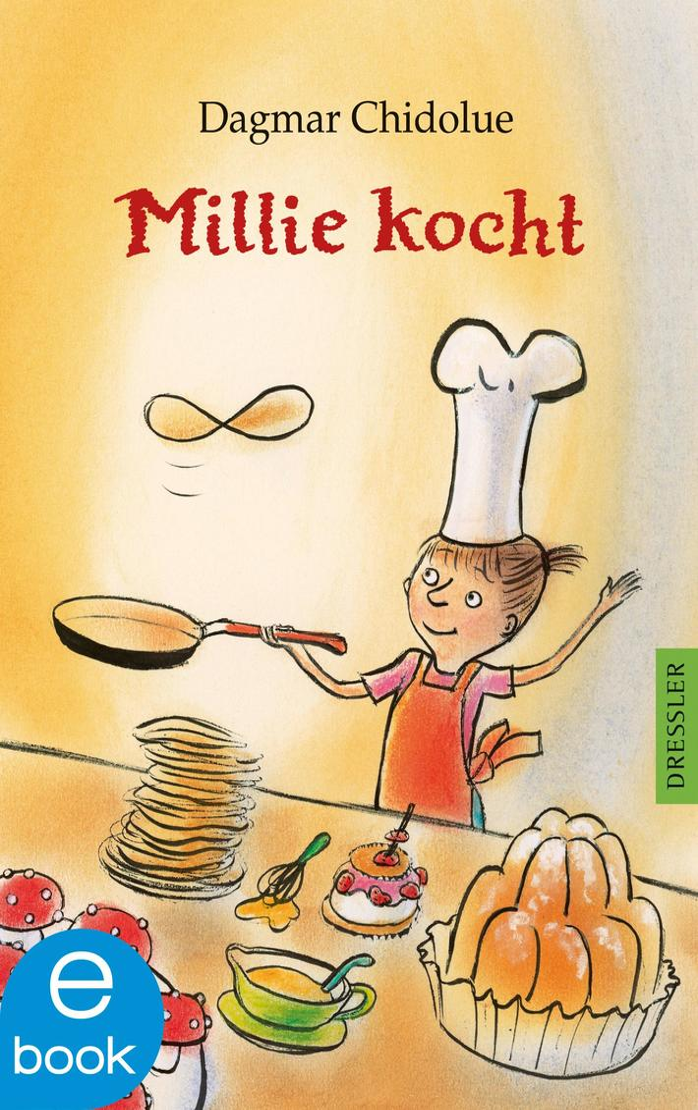 Millie kocht als eBook von Dagmar Chidolue