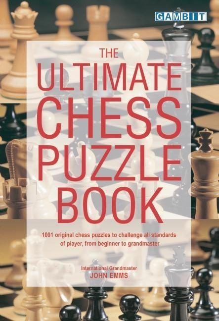 The Ultimate Chess Puzzle Book als Taschenbuch