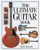 The Ultimate Guitar Book als Taschenbuch