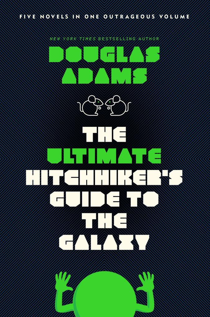 The Ultimate Hitchhiker's Guide to the Galaxy als Taschenbuch