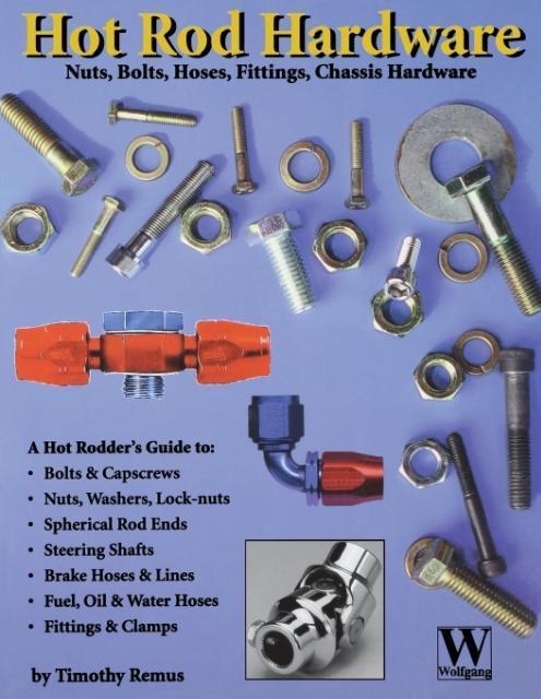 Hot Rod Hardware als Taschenbuch