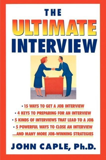 The Ultimate Interview als Taschenbuch