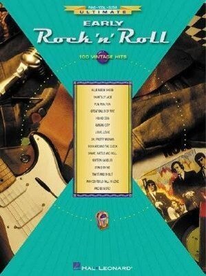 Ultimate Early Rock 'n' Roll: 100 Vintage Hits als Taschenbuch