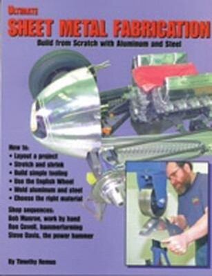 Ultimate Sheet Metal Fabrication Book als Taschenbuch