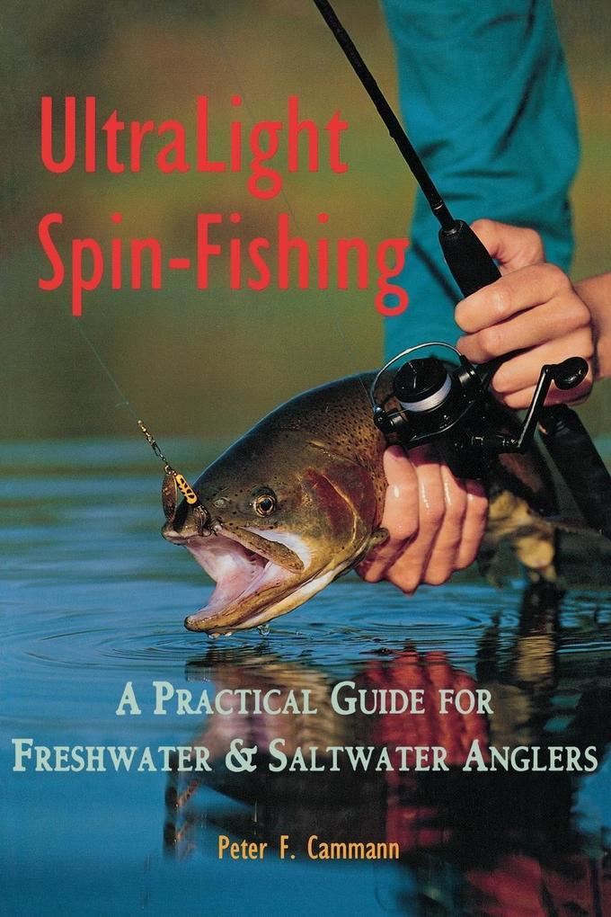 Ultralight Spin Fishing als Taschenbuch
