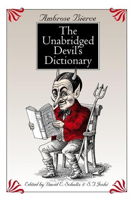 Unabridged Devils Dictionary als Taschenbuch