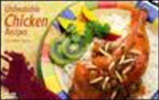 Unbeatable Chicken Recipes als Taschenbuch