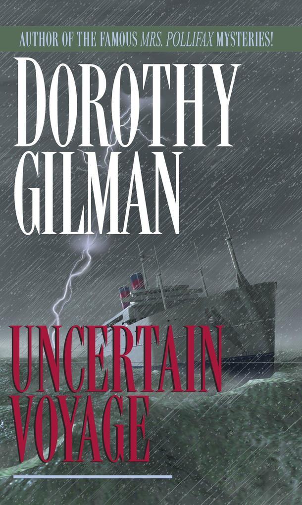 Uncertain Voyage als Taschenbuch