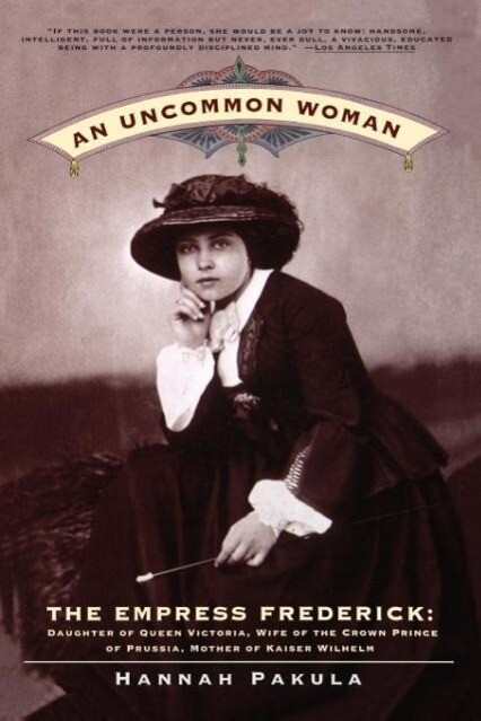 An Uncommon Woman als Taschenbuch