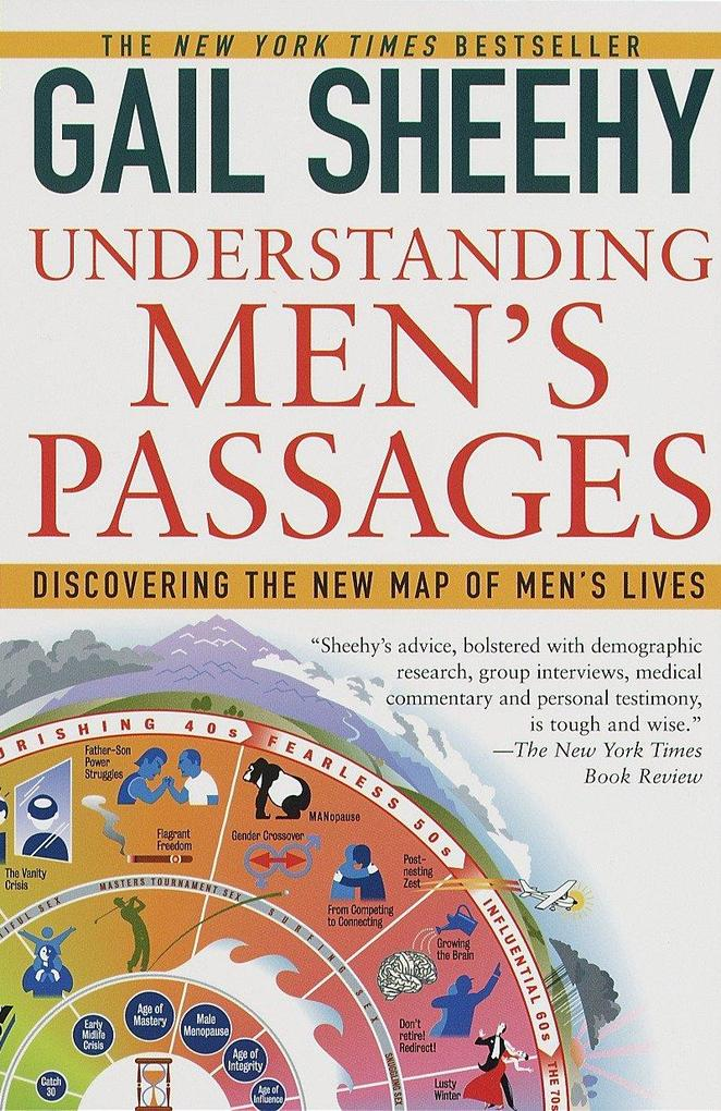 Understanding Men's Passages: Discovering the New Map of Men's Lives als Taschenbuch