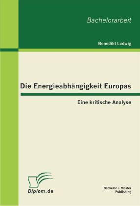 Die Energieabhängigkeit Europas: Eine kritische Analyse als Buch von Benedikt Ludwig
