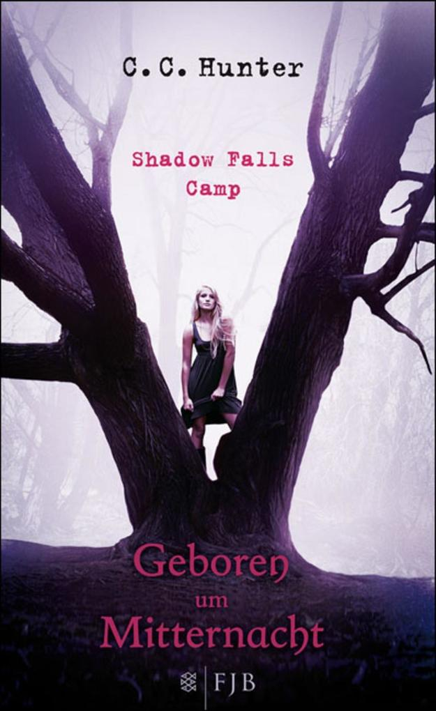 Shadow Falls Camp 01 - Geboren um Mitternacht als eBook
