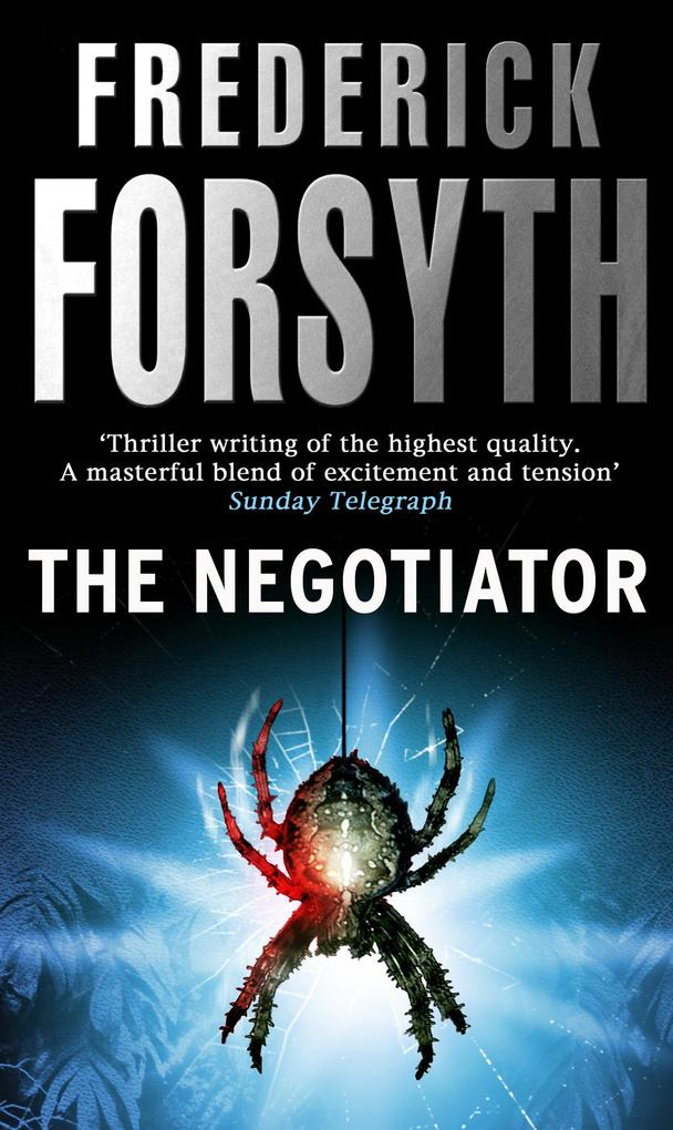 The Negotiator als eBook von Frederick Forsyth
