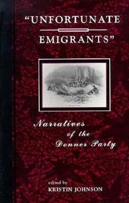 Unfortunate Emigrants als Taschenbuch