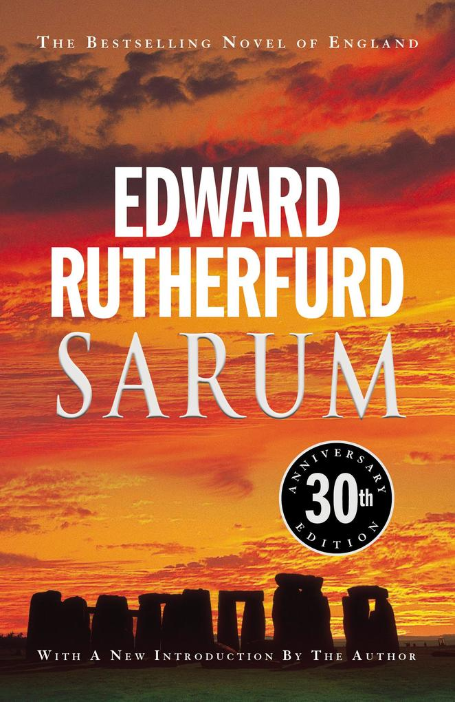 Sarum als eBook von Edward Rutherfurd