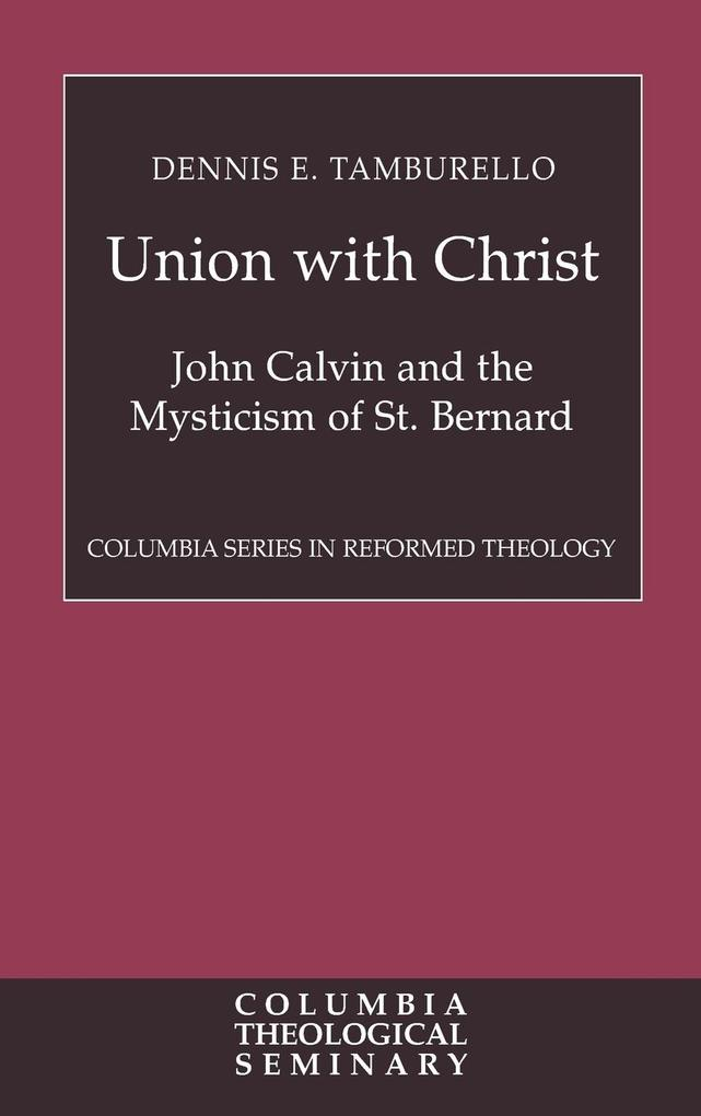 Union with Christ als Buch