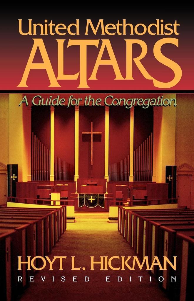 United Methodist Altars als Taschenbuch