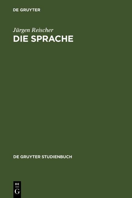 Die Sprache als eBook