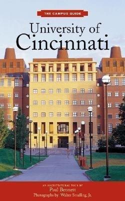 University of Cincinnati: An Architectural Tour als Taschenbuch
