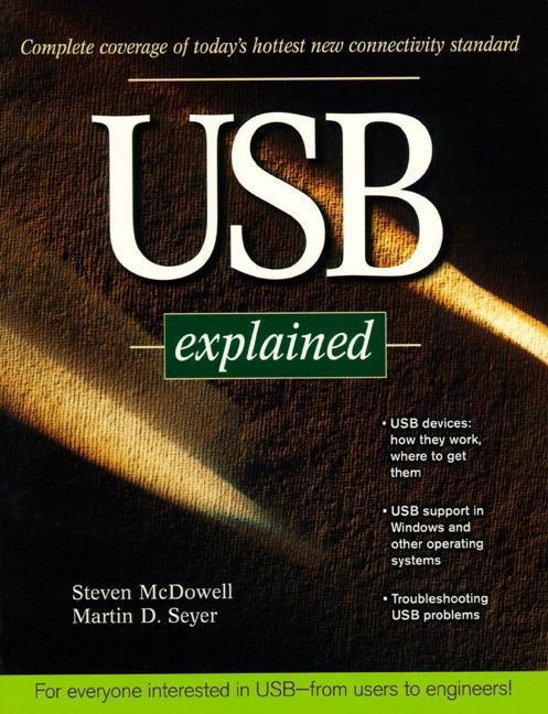 USB Explained als Taschenbuch