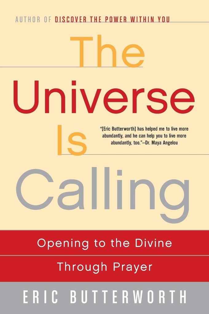 Universe Is Calling, The als Buch