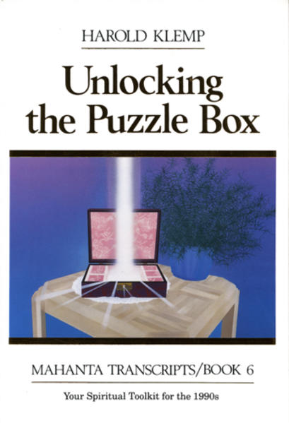 Unlocking the Puzzle Box: Mahanta Transcripts, Book VI als Taschenbuch