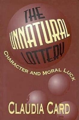 Unnatural Lottery PB als Taschenbuch