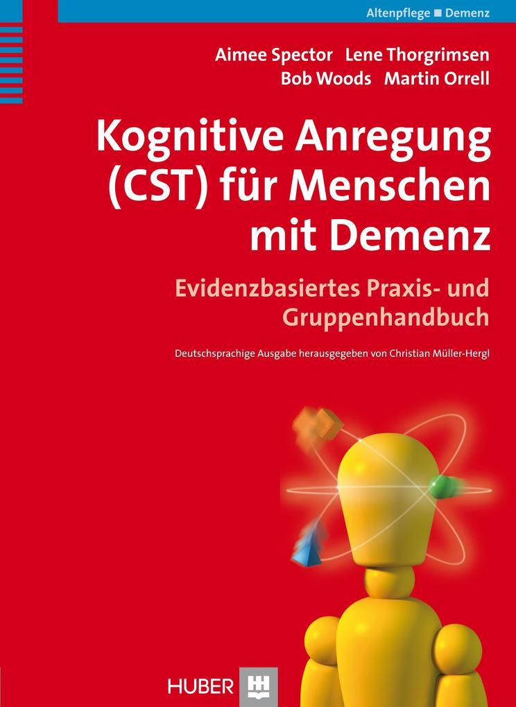 Kognitive Anregung (CST) für Menschen mit Demenz als Buch