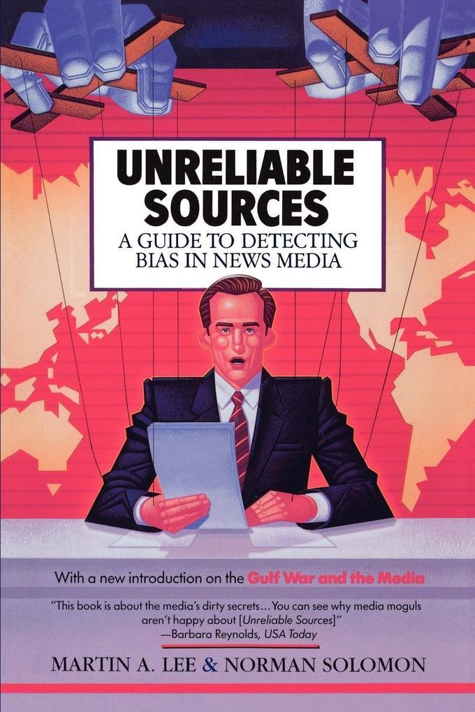 Unreliable Sources als Buch