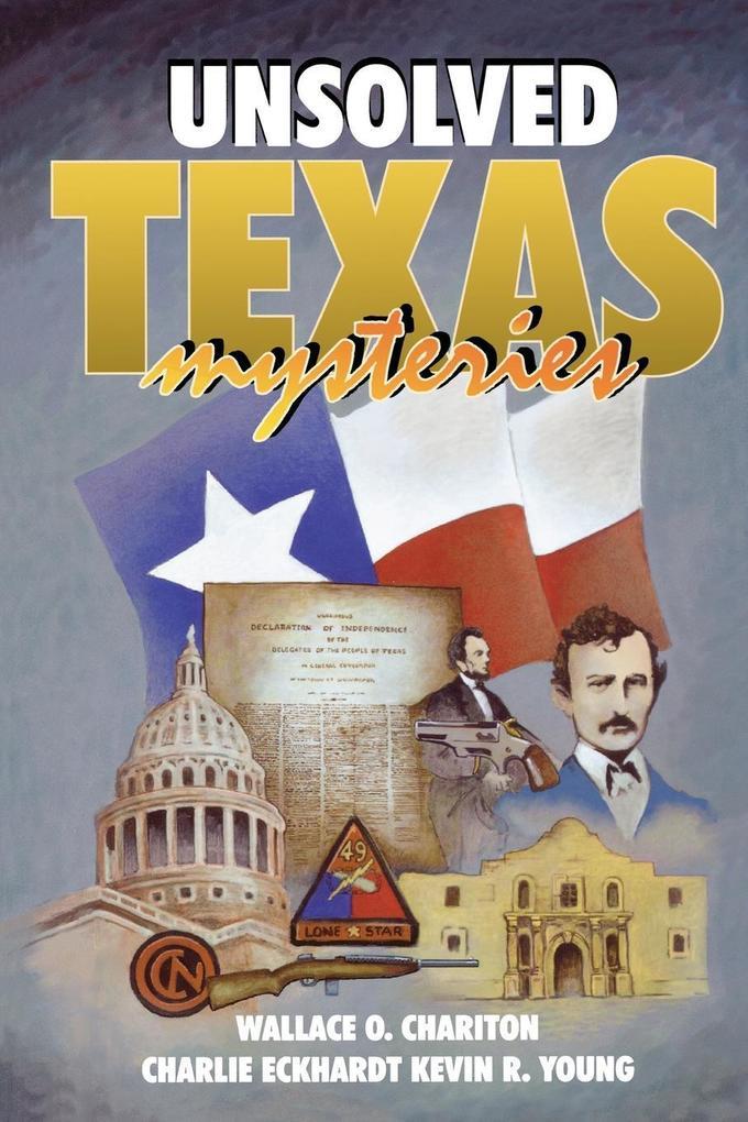 Unsolved Texas Mysteries als Taschenbuch