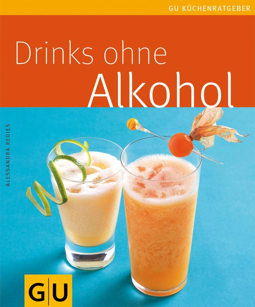 Drinks ohne Alkohol als eBook