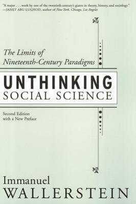 Unthinking Social Science als Taschenbuch