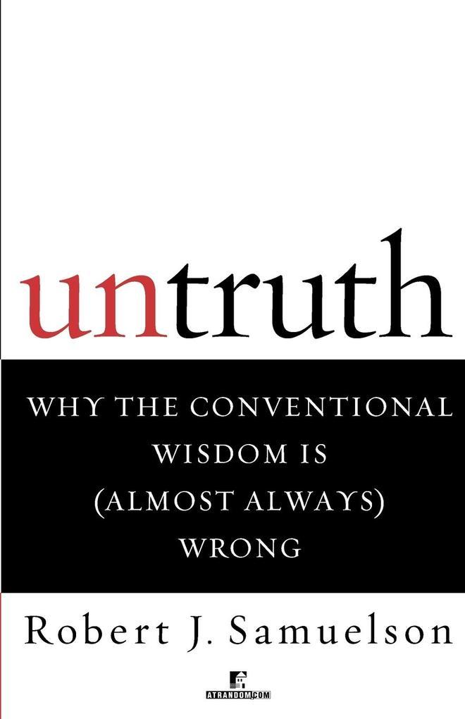 Untruth als Taschenbuch