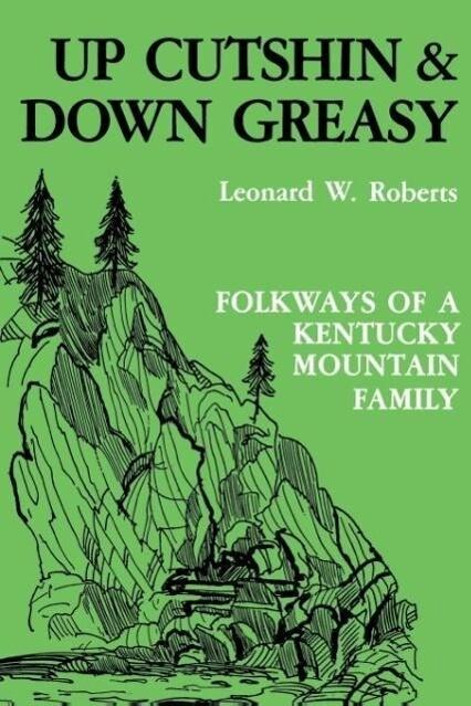 Up Cutshin and Down Greasy-Pa als Taschenbuch