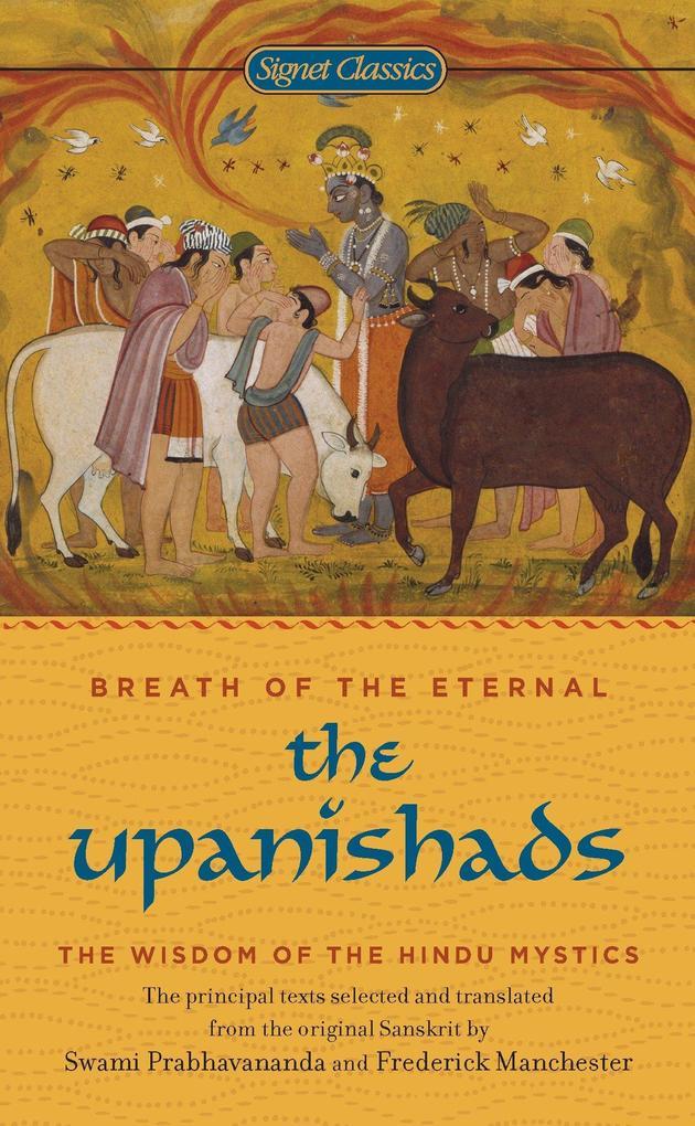 The Upanishads: Breath from the Eternal als Taschenbuch