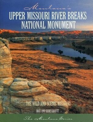 Montana's Upper Missouri River Breaks National Monument als Taschenbuch