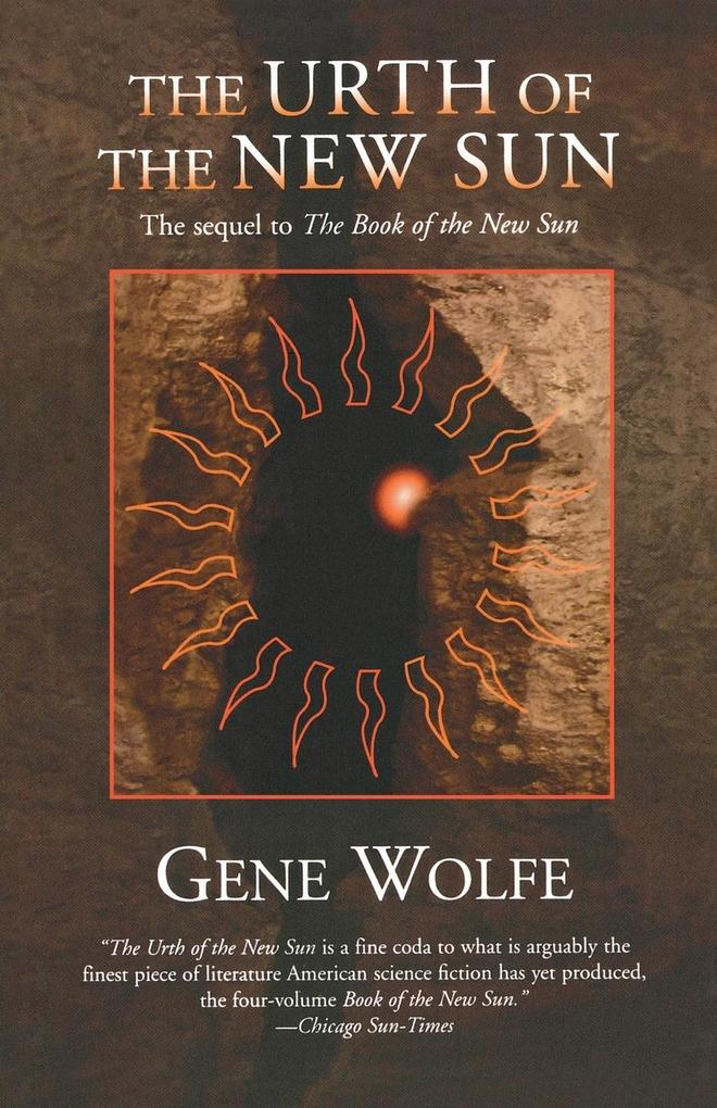 The Urth of the New Sun: The Sequel to 'The Book of the New Sun' als Taschenbuch