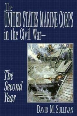 The United States Marine Corps in the Civil War als Buch
