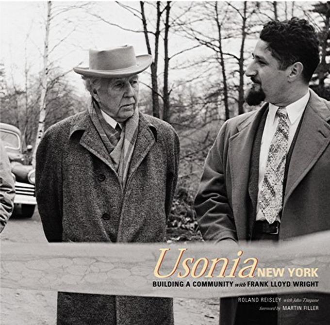 Usonia, New York als Buch