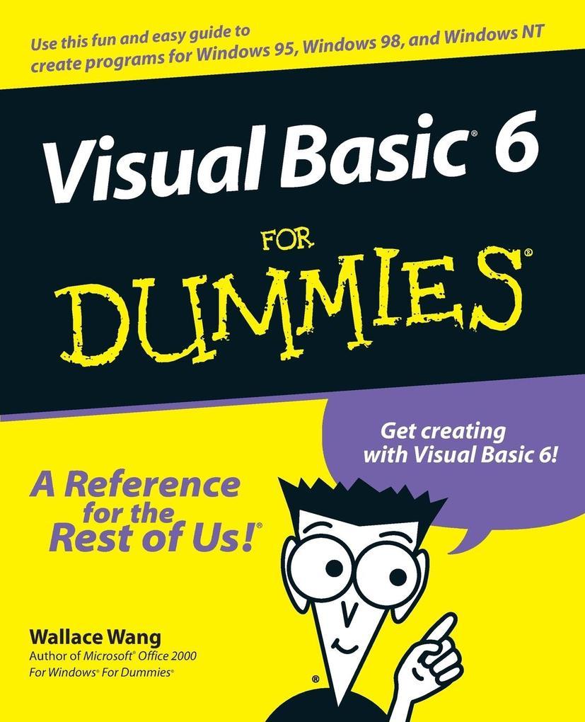 Visual Basic 6 For Dummies als Buch