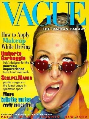 Vague: The Fashion Parody als Taschenbuch
