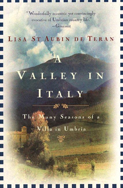A Valley in Italy als Taschenbuch