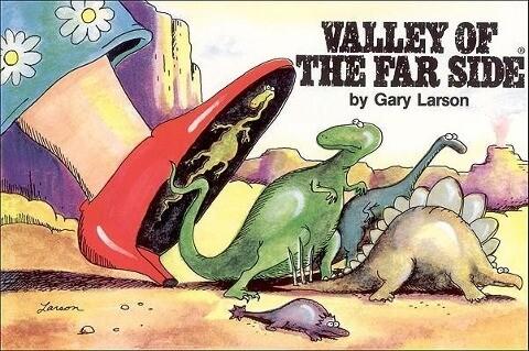 VALLEY OF THE FAR SIDE ORIGINA als Taschenbuch