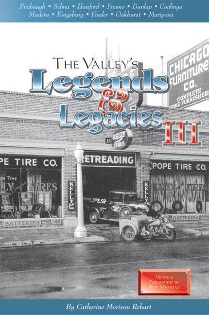 Valley's Legends & Legacies III als Taschenbuch