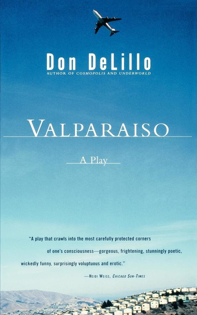 Valparaiso als Buch