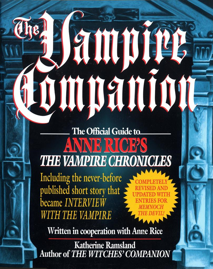 The Vampire Companion als Taschenbuch