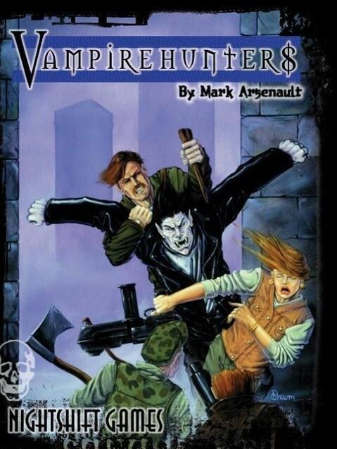 Vampire Hunter als Taschenbuch