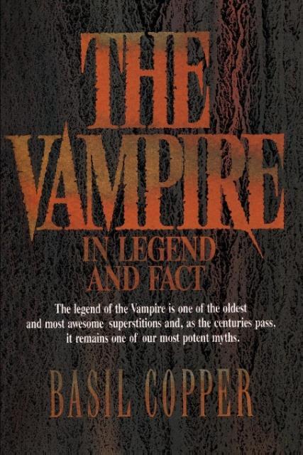 The Vampire als Taschenbuch