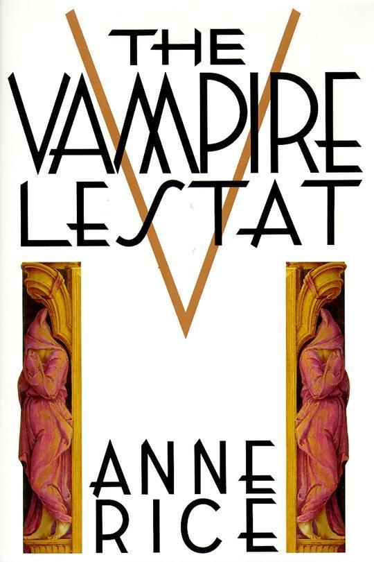 Vampire Lestat als Buch